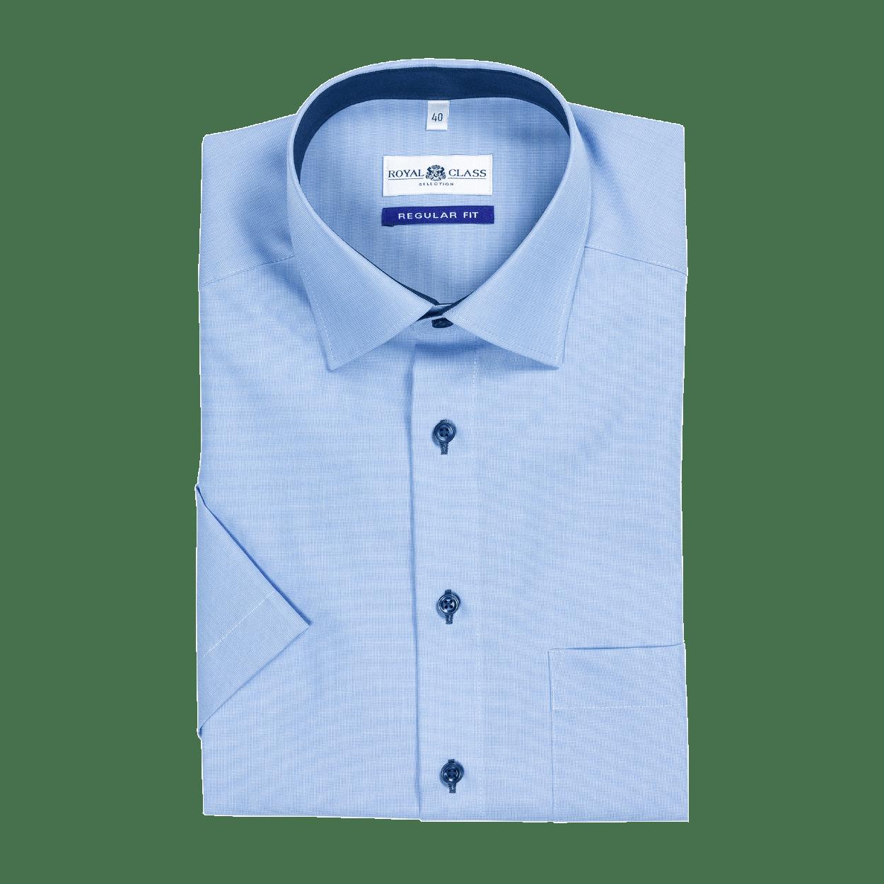 Koszula męska z krótkim rękawem niska cena w ALDI